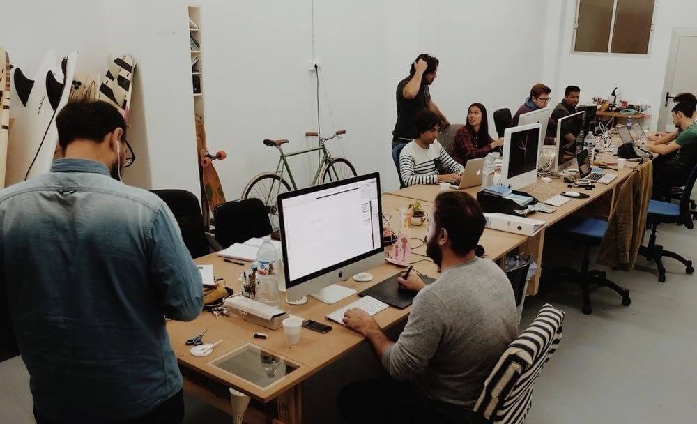 the surf office espacio coworking canarias