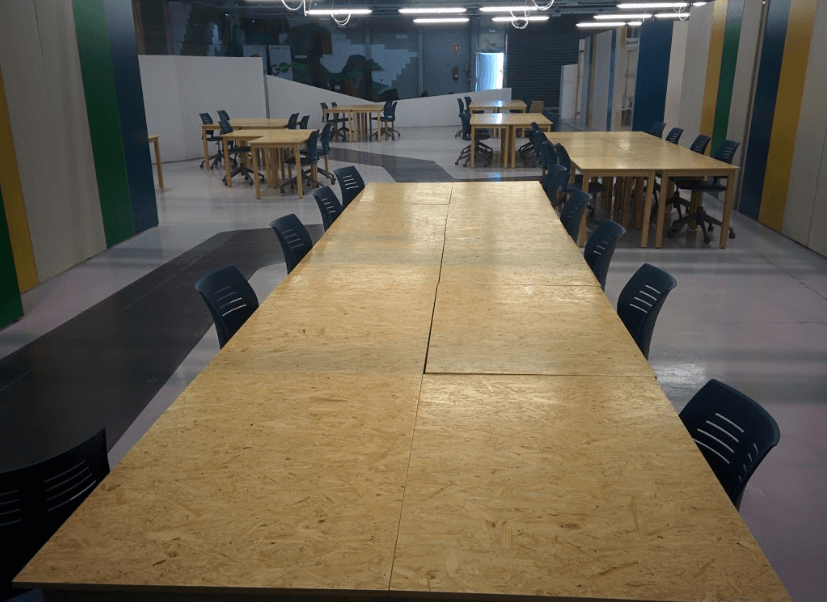 TF CoworkING