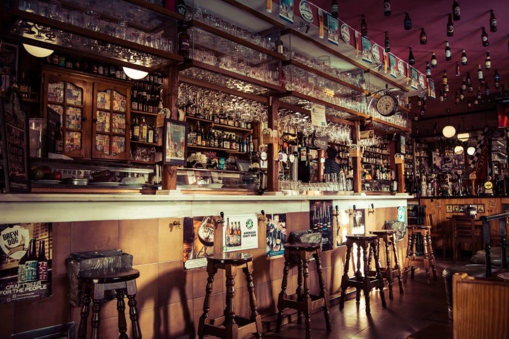 abrir un bar