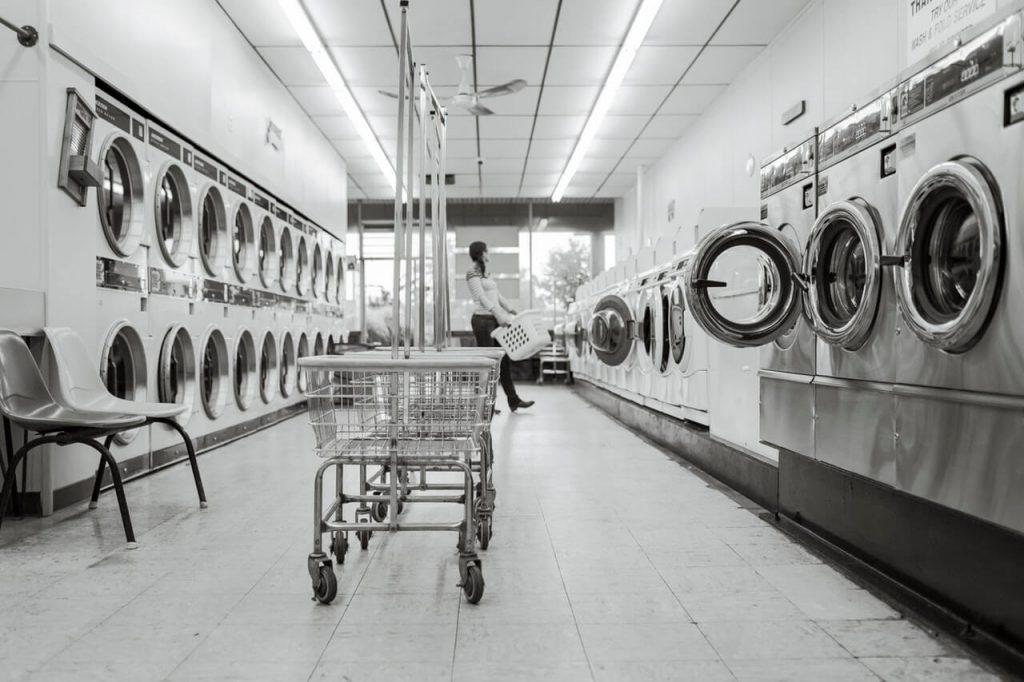 son rentables las lavanderias autoservicio