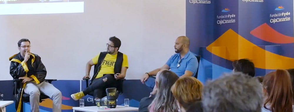 Entrepreneurs Fight Club GarachicoFest Fyde Cajacanarias 3